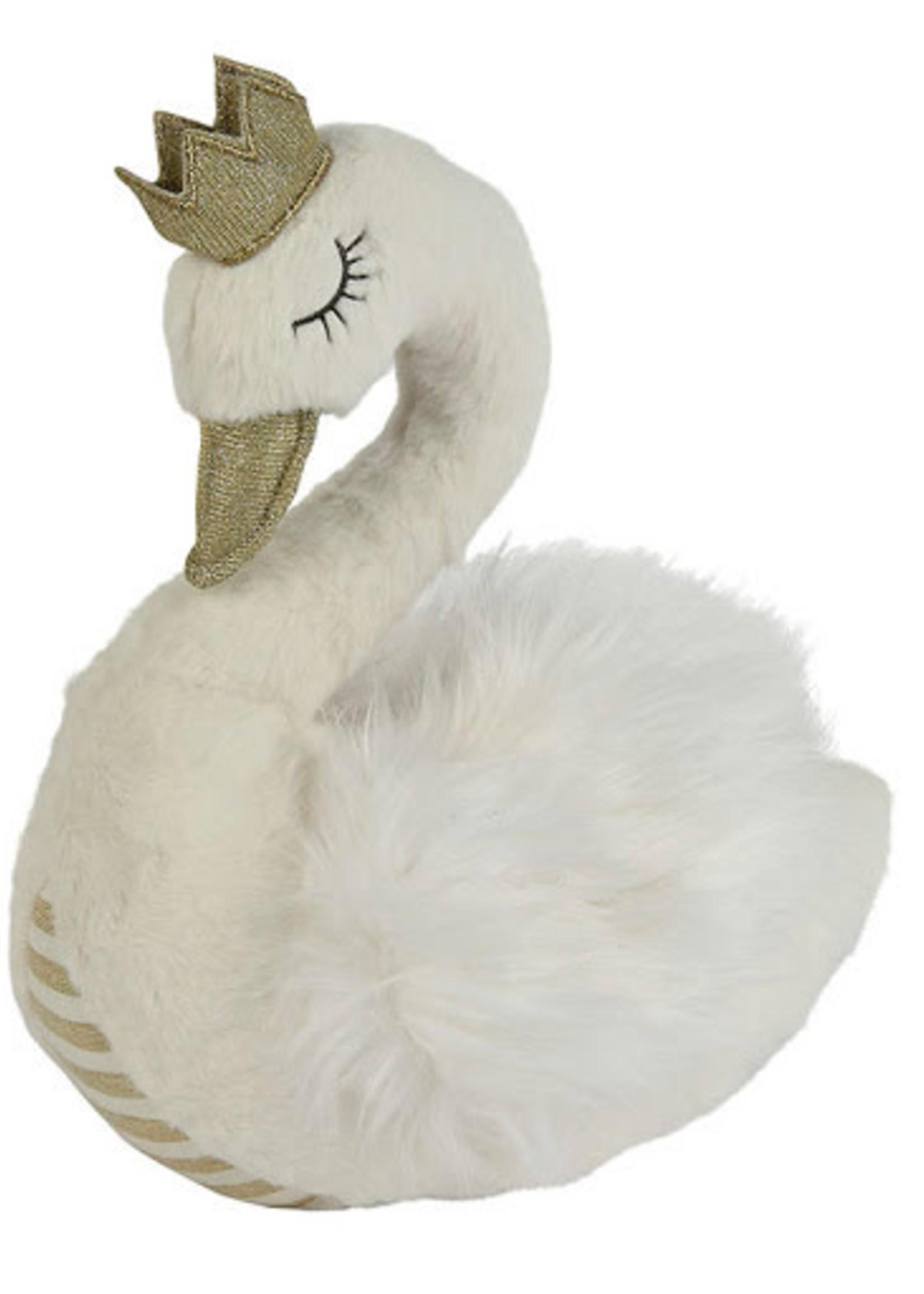 Feather Swan Plush