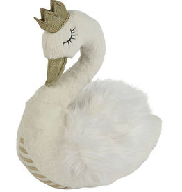 Maison Chic Feather Swan Plush