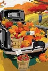 Noah's Harvest Napkins