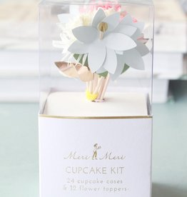 Flower Bouquet Cupcake Kit