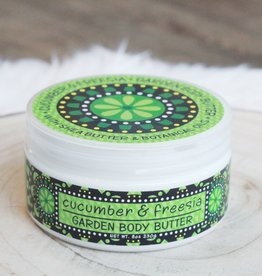 Greenwich Bay Trading Company GBTC Cucumber Freesia Body Butter