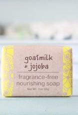 Greenwich Bay Trading Company GBTC Goatmilk Jojoba Wrapped Soap