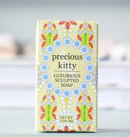 Greenwich Bay Trading Company GBTC Kitty Sculpted Soap Precious