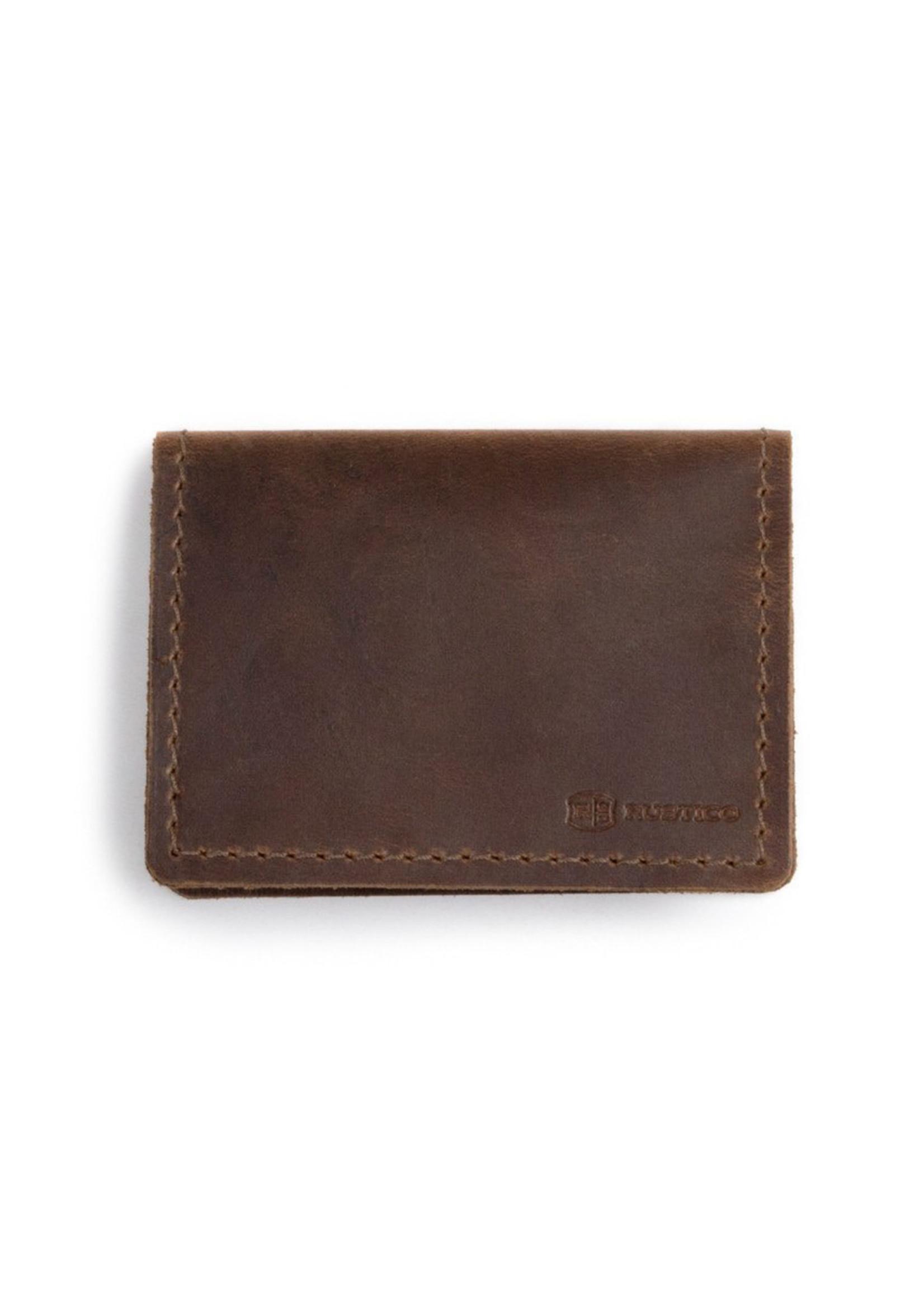 Globetrotter Wallet Dark Brown