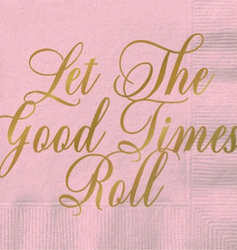 Good Times Roll Napkins