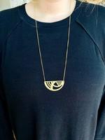 Haden Haden Laiton Necklace- Updated