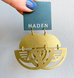Haden Haden MCUWA Earrings