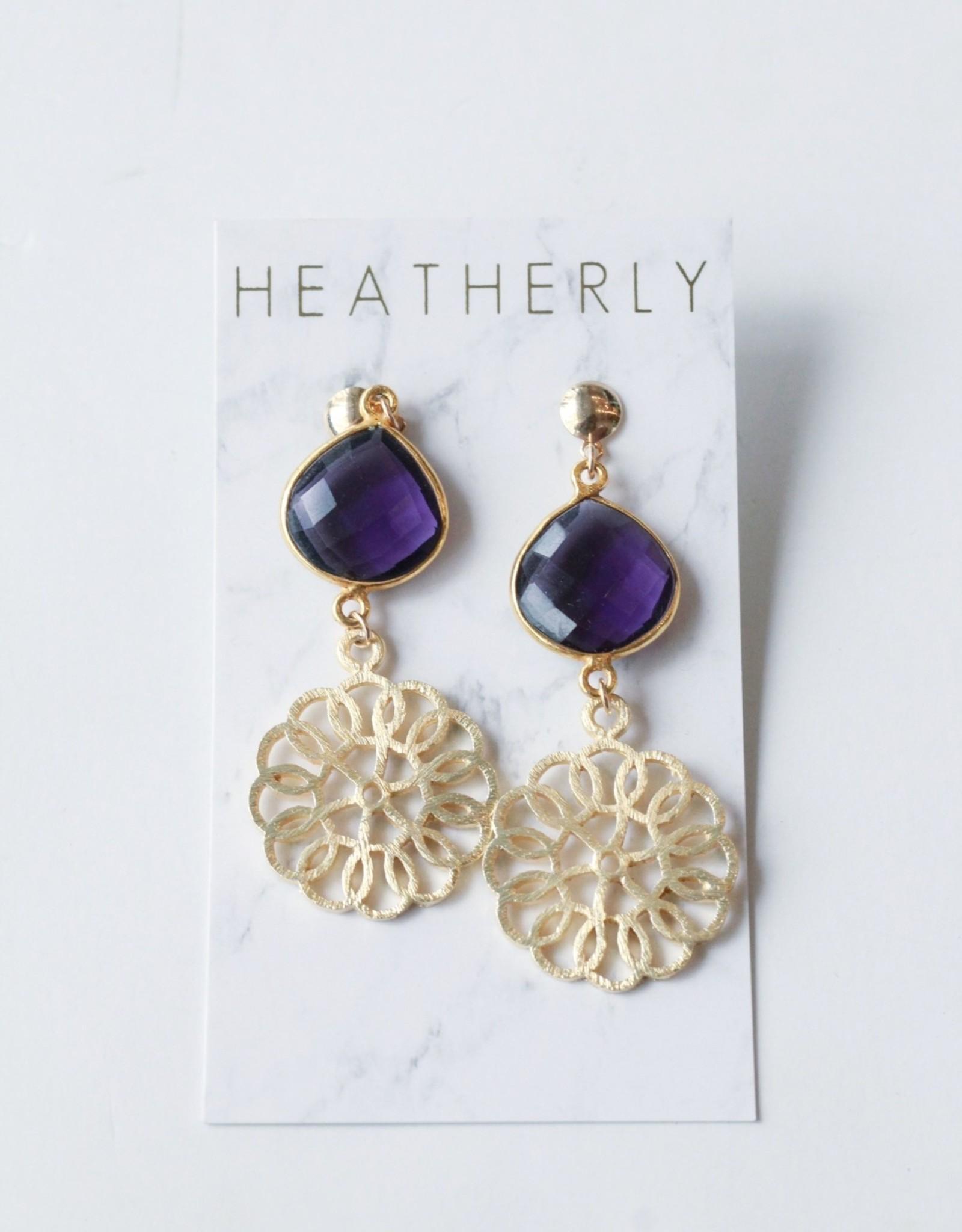 Heatherly Heatherly Leigh Earrings
