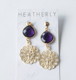 Heatherly Heatherly Leigh Earrings