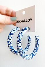 Ink + Alloy Blue Multi Hoop 2.5