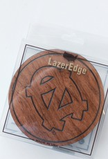 LazerEdge Interlocking UNC Coasters