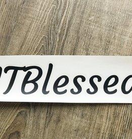ITB Insider ITBlessed Vinyl Sticker
