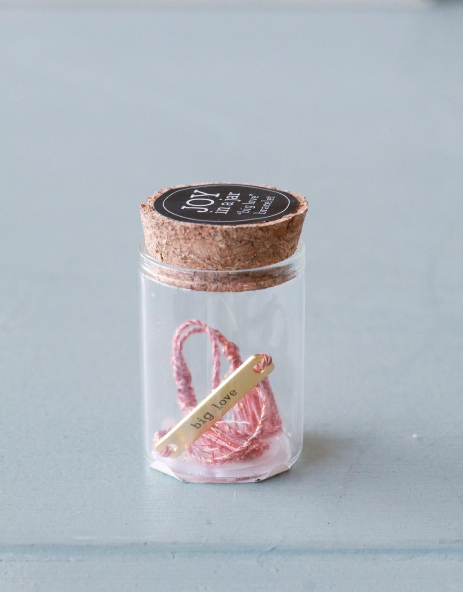 Joy in a Jar Bracelet