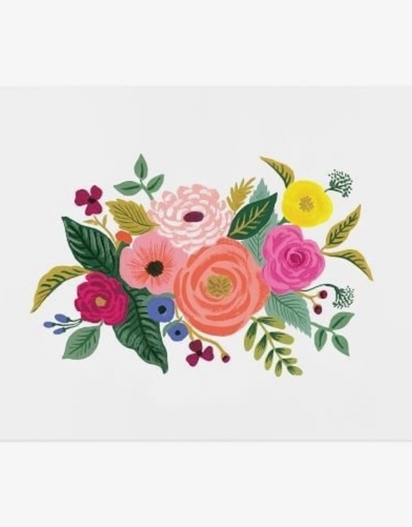 Juliet Rose Thank You Card