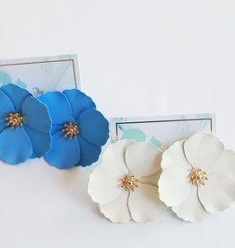 Flower Studs