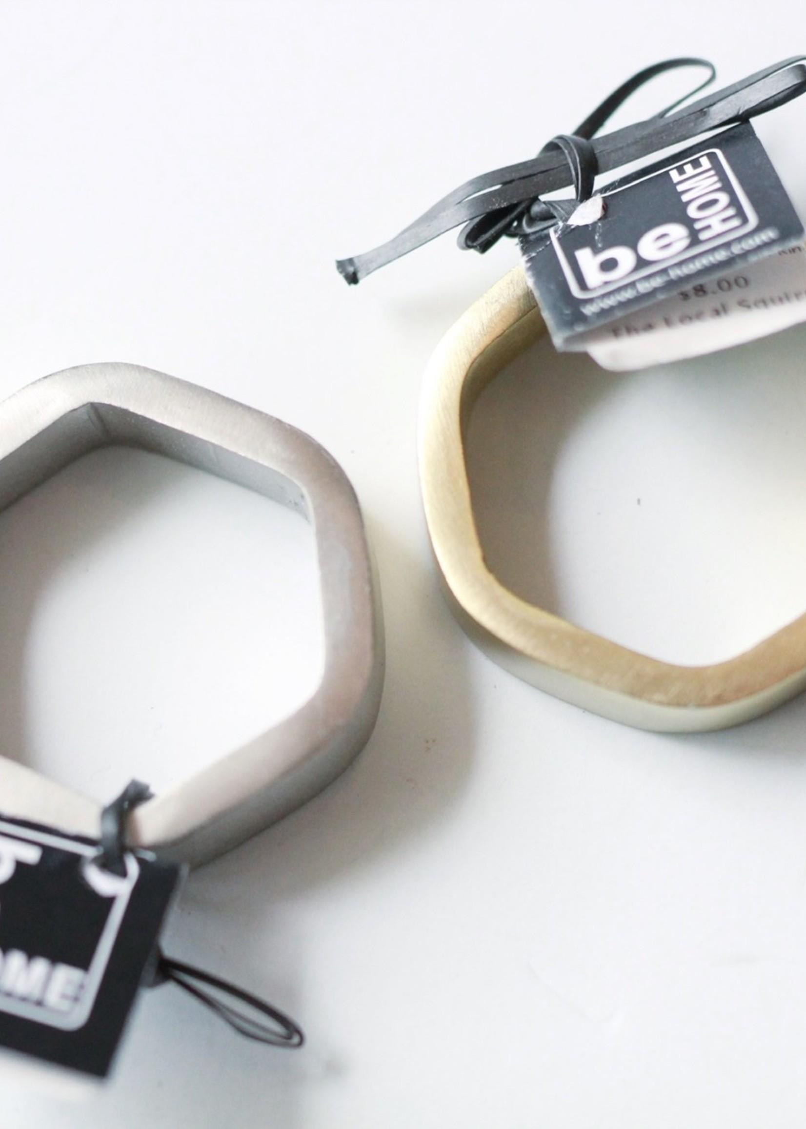 Hexagon Napkin Ring