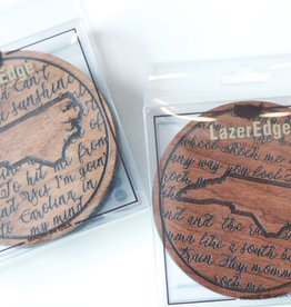 LazerEdge LazerEdge Lyrical Coasters