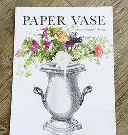 Large Paper Vase