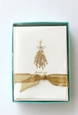 Lavender Thank You Card