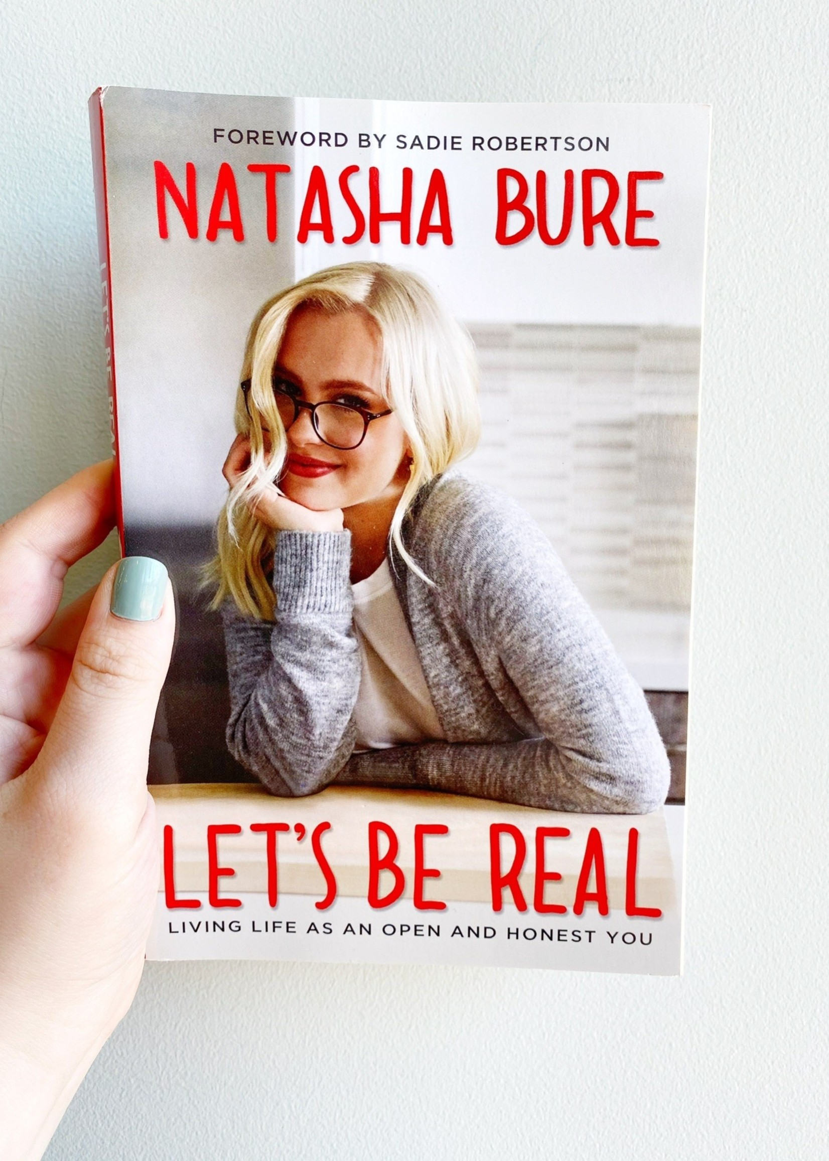 Let's Be Real Book