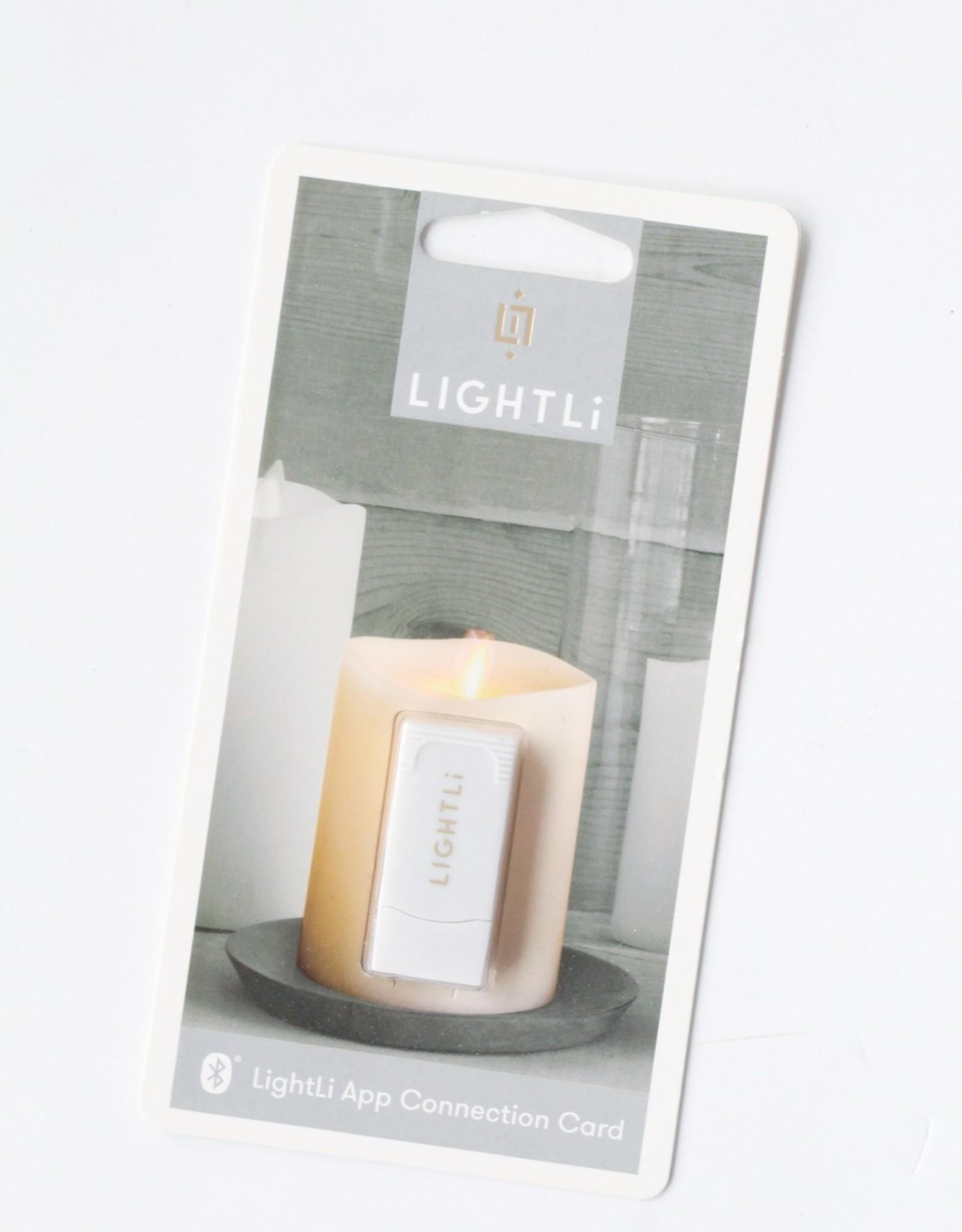 Lightli Bluetooth Connection Card