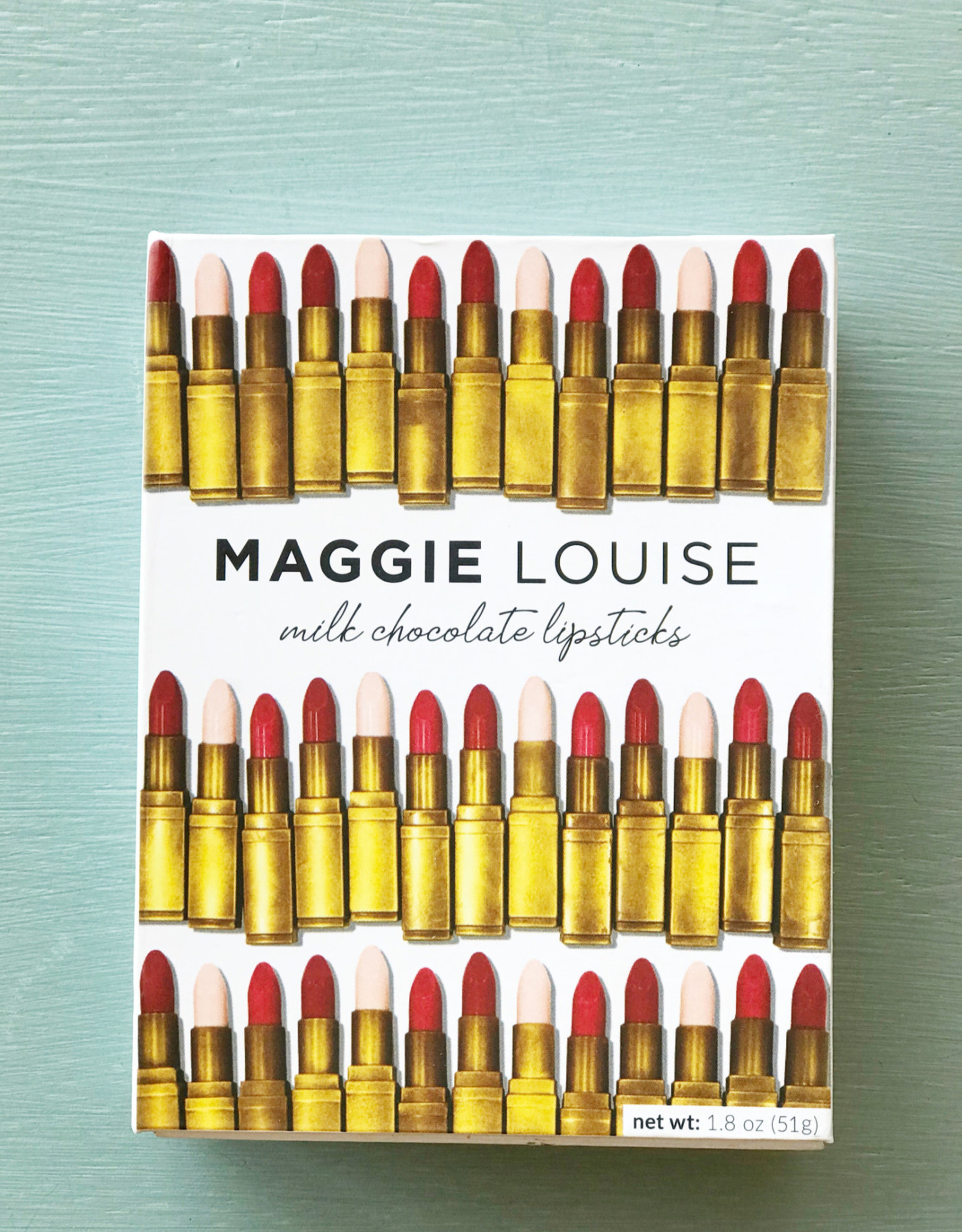 Maggie Louise Lipstick Chocolates