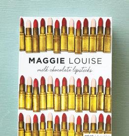 Maggie Louise Lipstick Chocolates