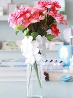 Magnolia Flower Crown Vase