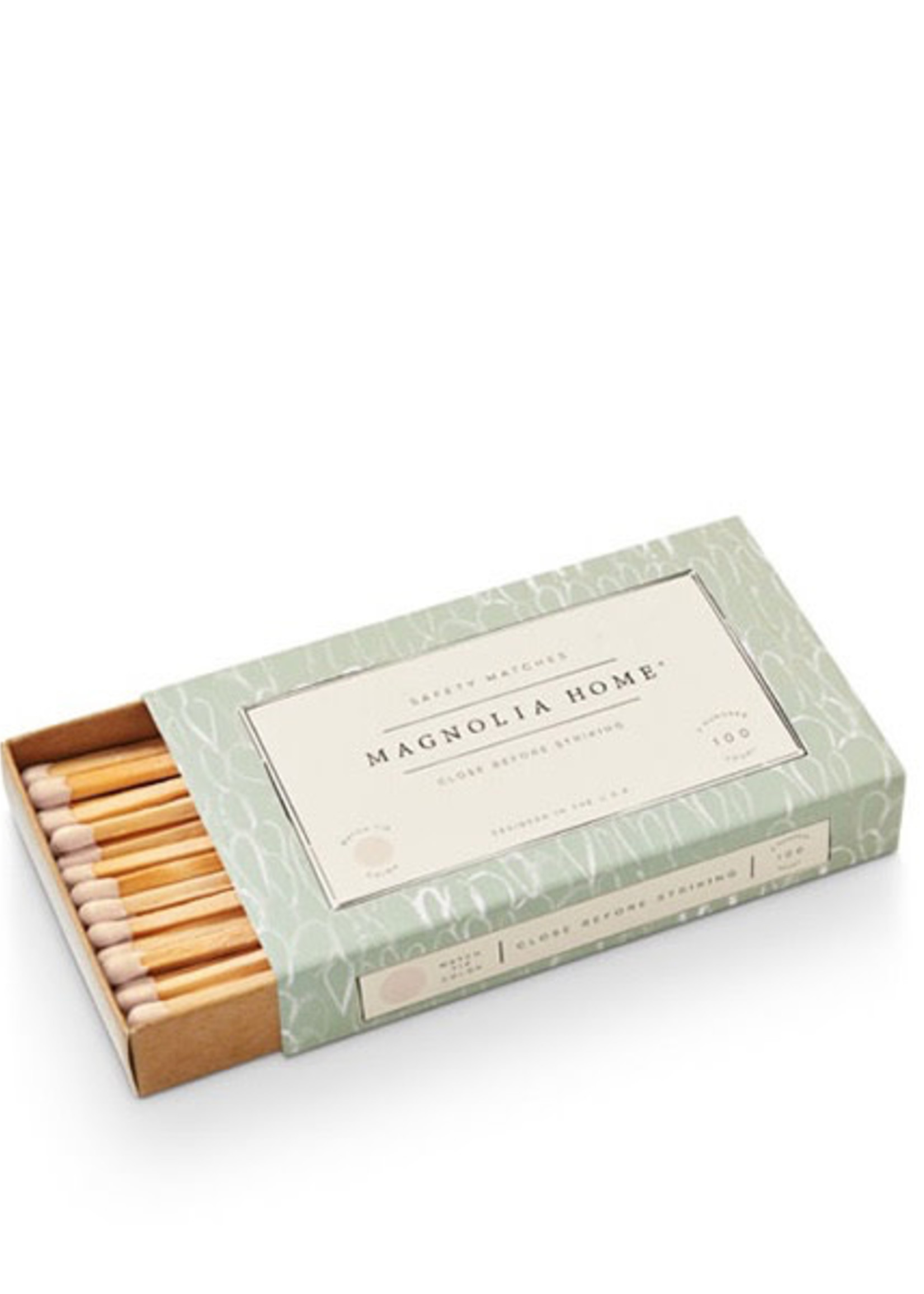 Magnolia Home Boxed Matches