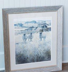 My Herd Framed Print