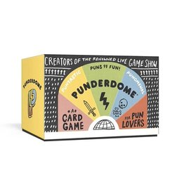 Punderdome Card Deck