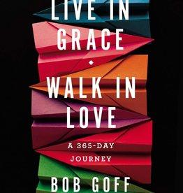 Live in Grace Walk in Love Book