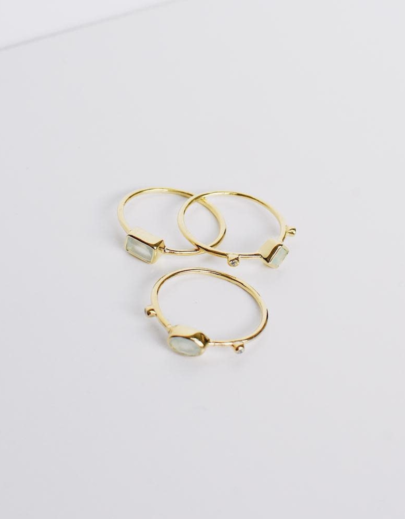 Joya Triple Threat Ring