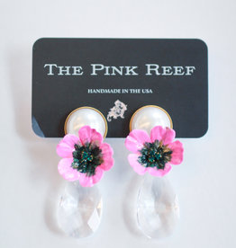 Pink Reef Pink Reef Pink and Emerald Crystal