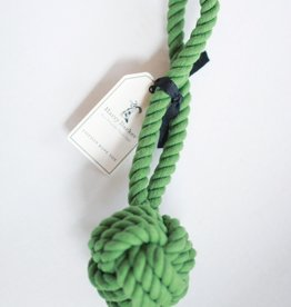 Green Rope Tug and Toss
