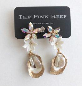 Pink Reef Pink Reef Aurora Oyster Crystal Burst