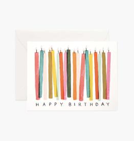 Birthday Candle Card