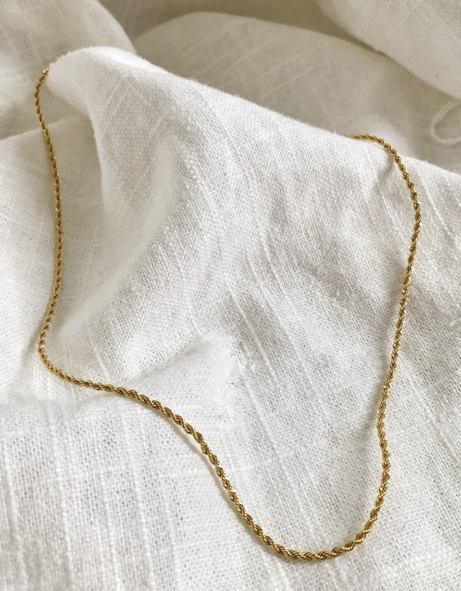 Bofemme Bofemme Rope Chain Necklace