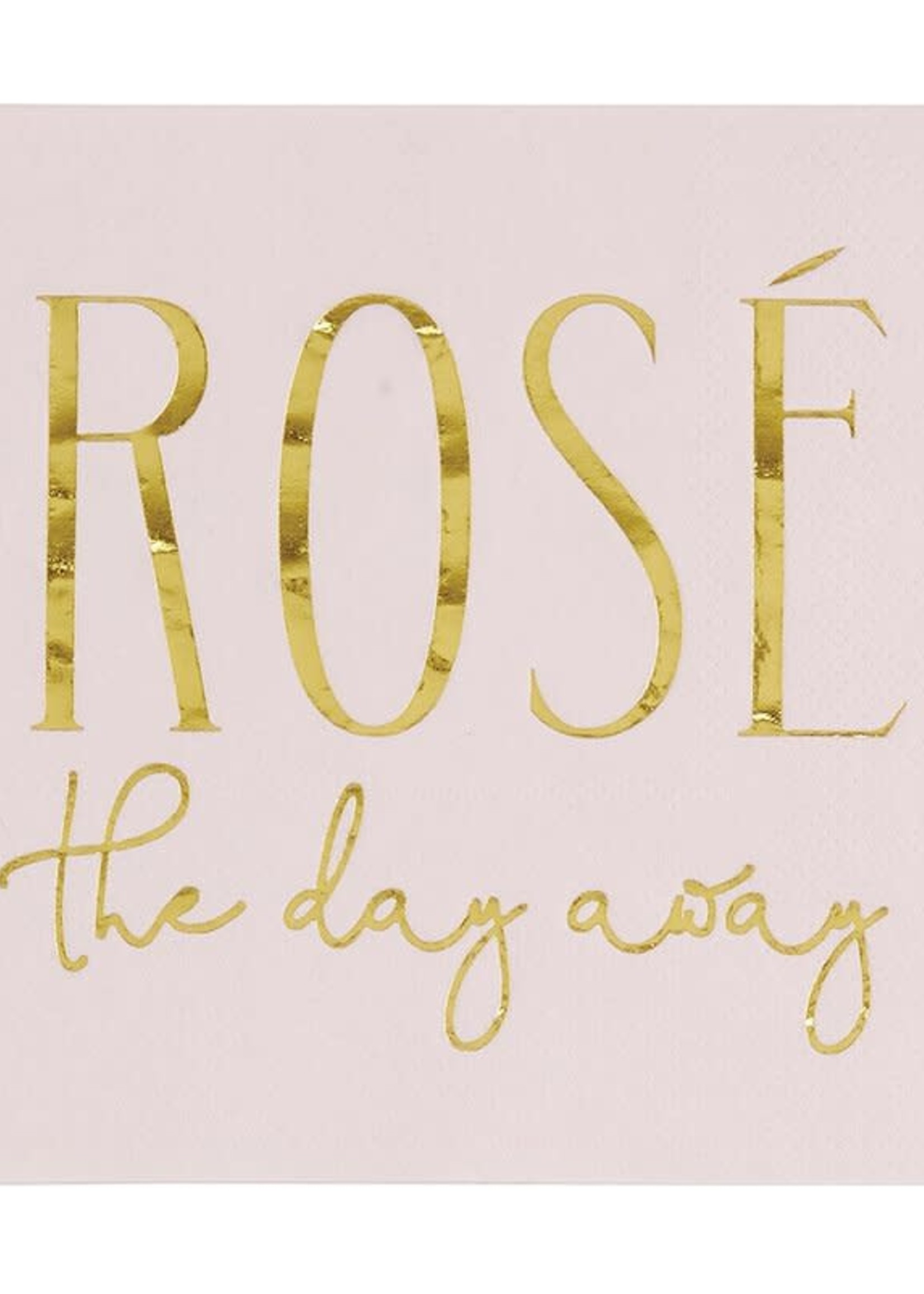 Rose the Day Napkins