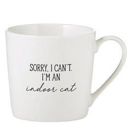 Indoor Cat Mug