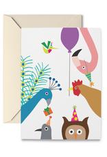 R. Nichols Happy BIRDay Card