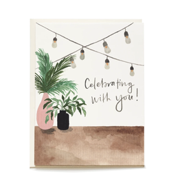 Pen + Pillar Backyard Celebration Card
