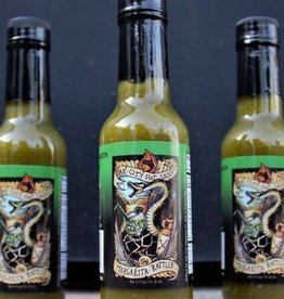 Oak City Hot Sauce Margarita Rattler Hot Sauce
