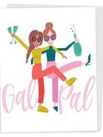 Happy Tines Gal Pal Card
