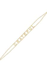 Empowered Grateful bracelet