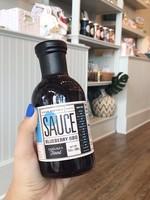 Vivian Howard Blueberry BBQ Sauce