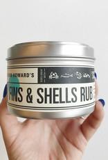 Vivian Howard Fins and Shell Rub