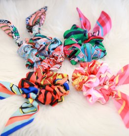 Triplecrown Hair Scrunchie