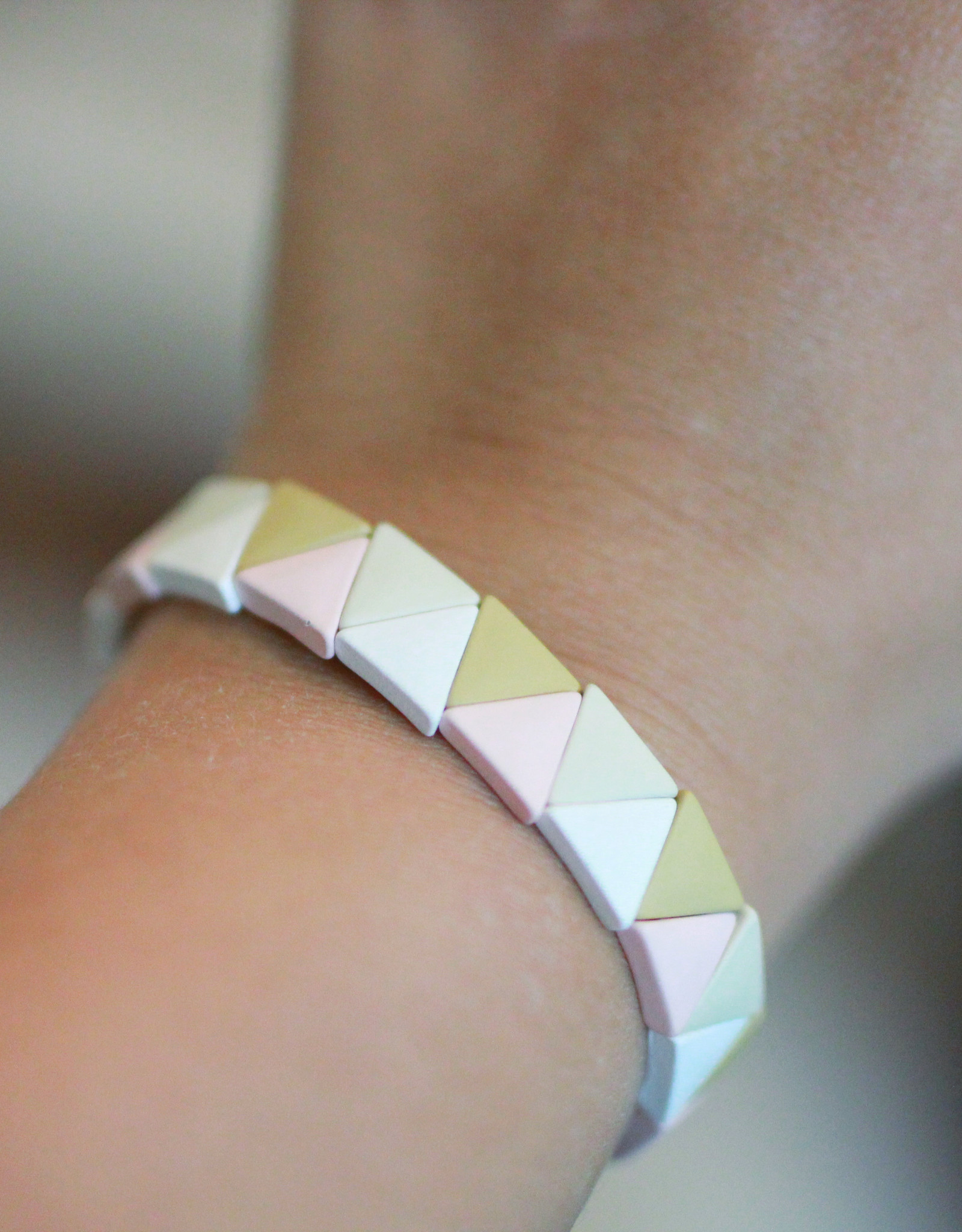 Halo Tile Bracelet