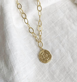 Bofemme Bofemme Medallion Necklace